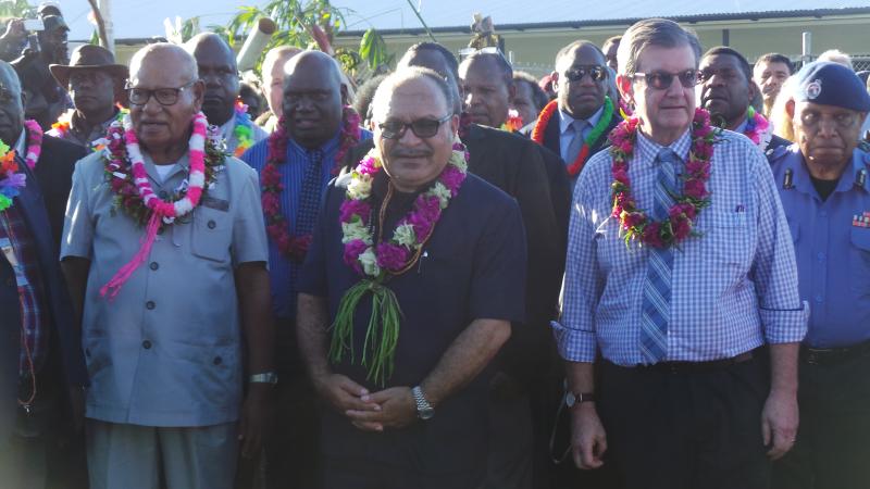 Arawa Hospital  Leaders