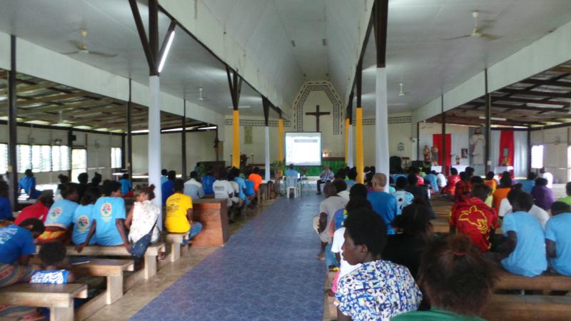 Nuncio youth meet 150718 001
