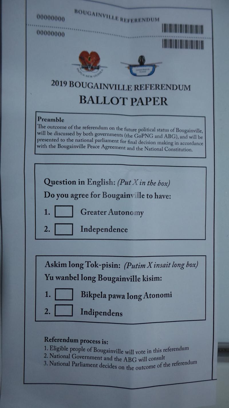 Sample ballot paper 003